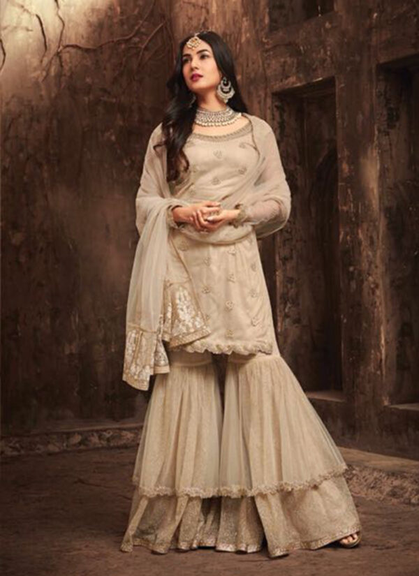 Designer Sharara Suits online