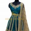 bridal Anarkali suit online shopping at House Of Kalra.