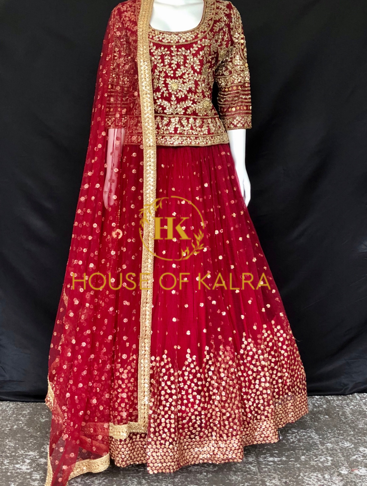 Traditional indian bridal wear online