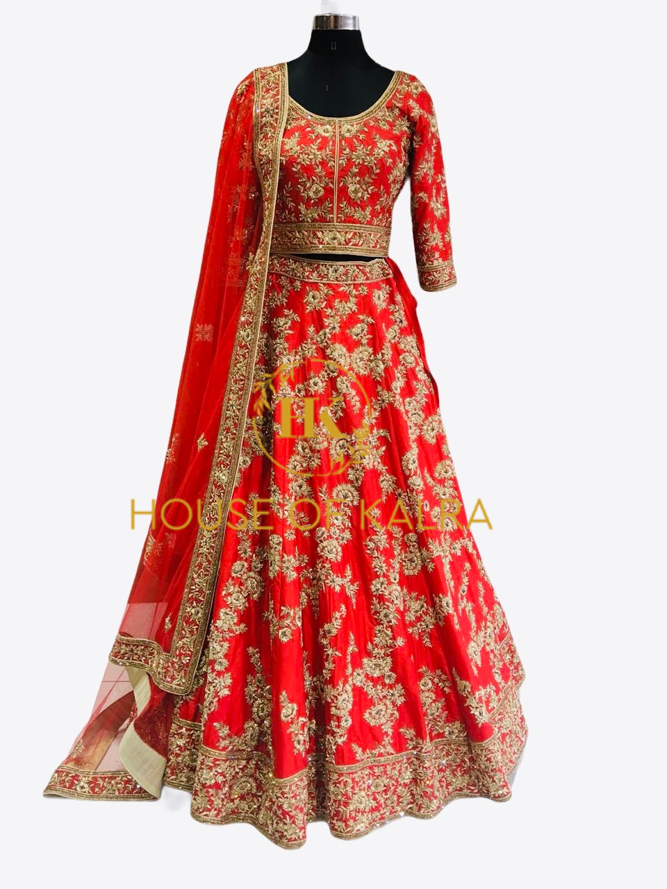 Best Indian bridal dresses online