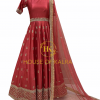 Buy Raina Indian bridal Anarkali set at House Of Kalra Online store.