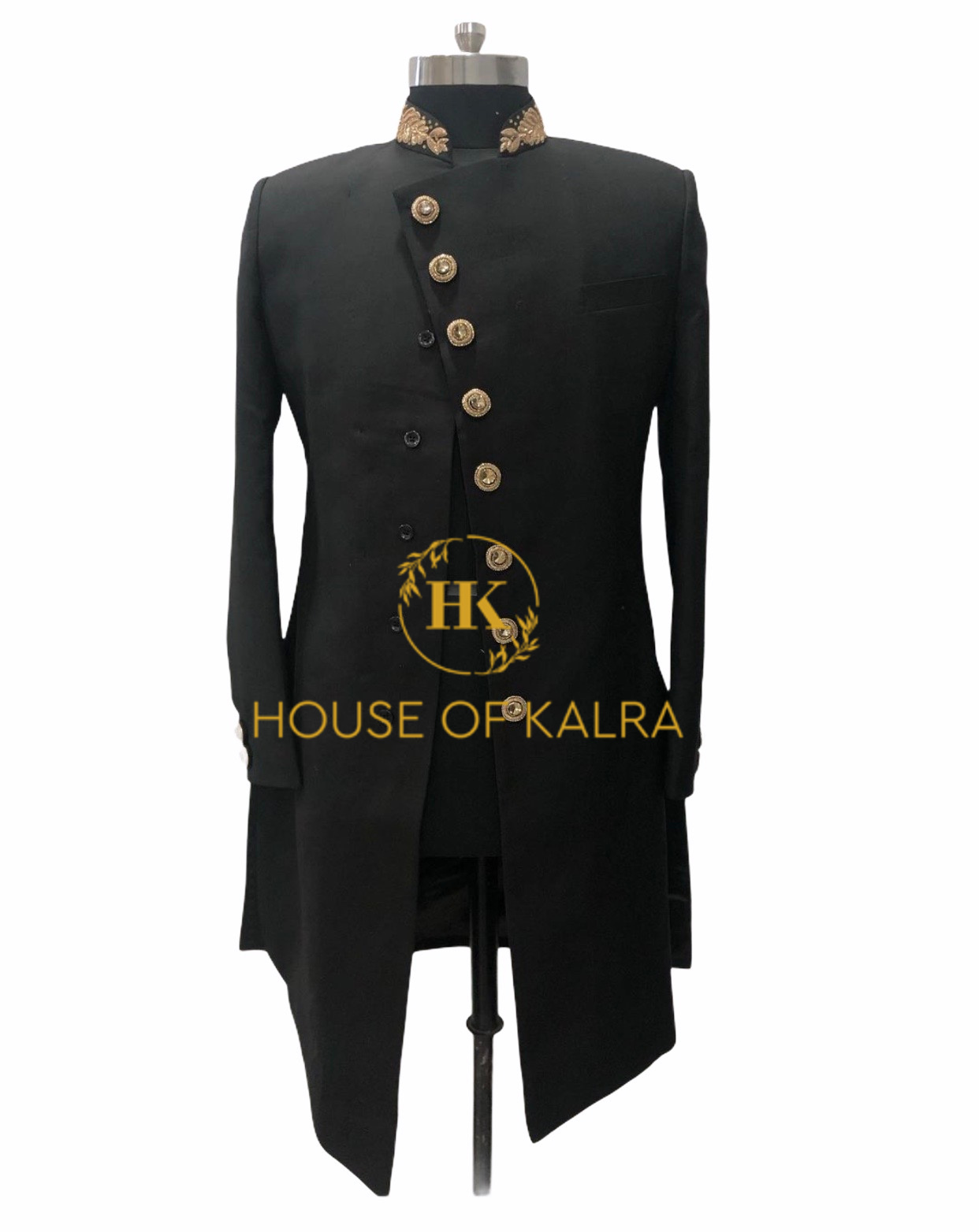 Wedding outfit for men at house of kalra