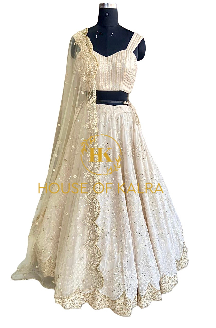 Indian clothes for wedding at house of kalra