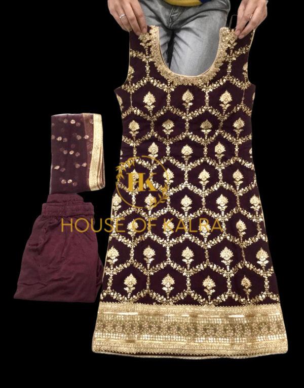 Best designer indian suits for girls
